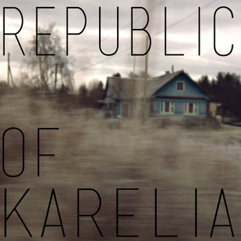 Music from the Republic of Karelia • MEIJÄN PAJO cover art
