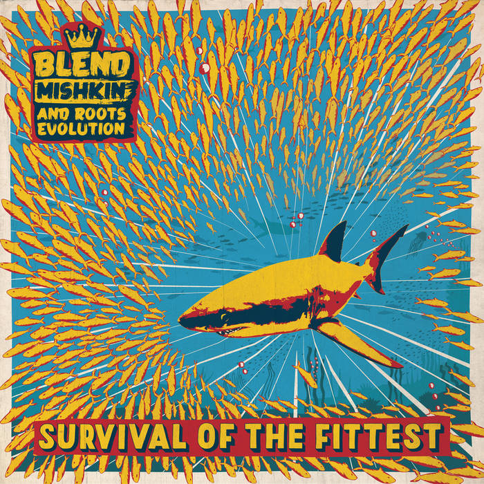 Survival Of The Fittest cover art