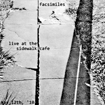 live at the sidewalk cafe cover art