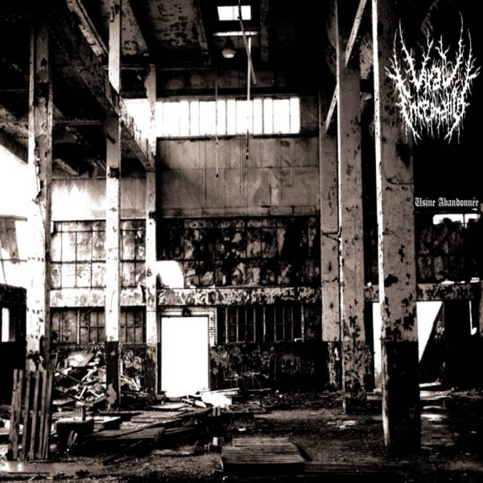 Usine Abandonnée (Cd available at Rebirth the metal productions) cover art