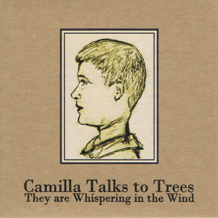They are Whispering in the Wind cover art
