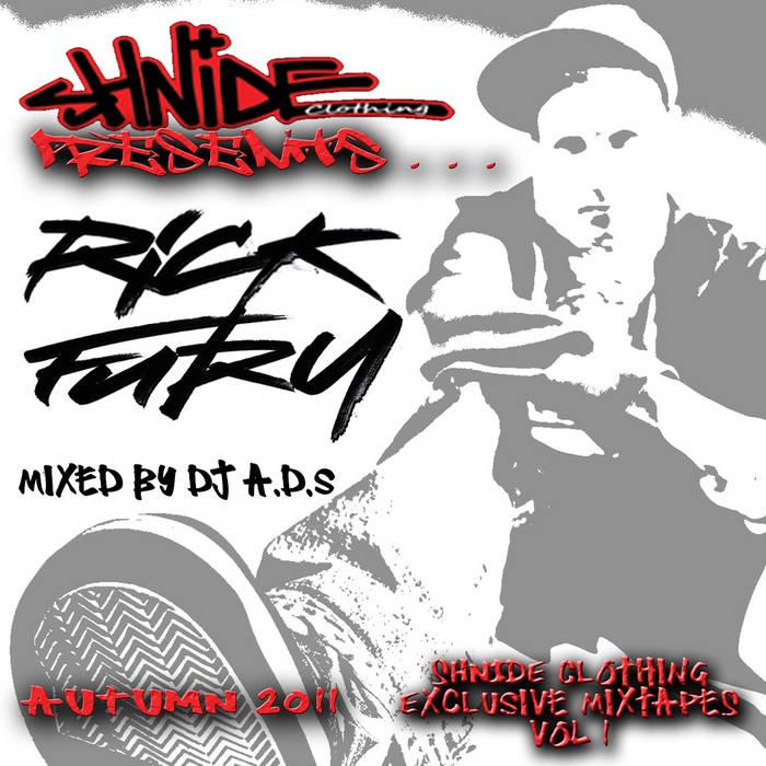 Rick Fury - Shnide Promo cover art