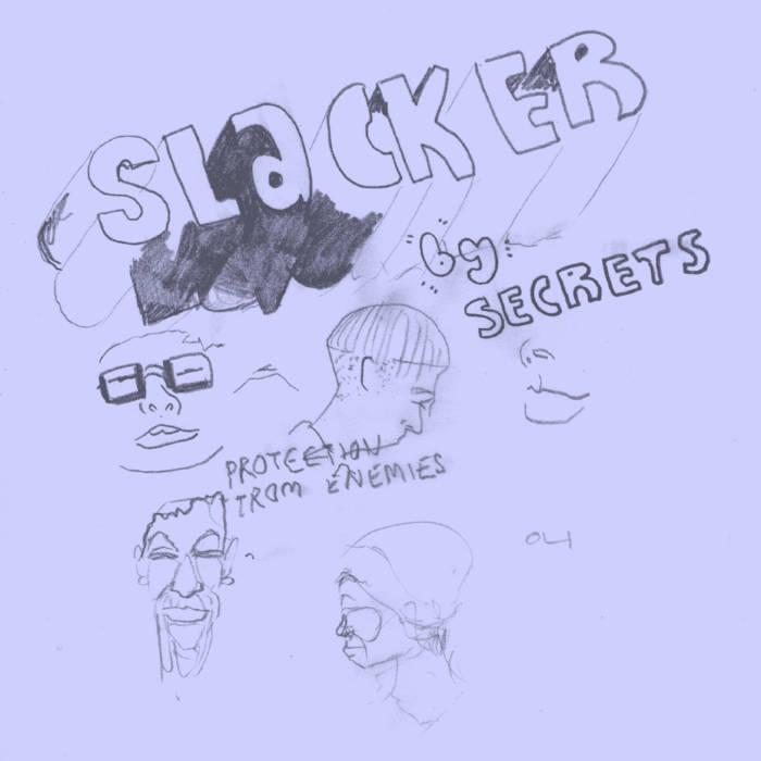 SLACKER cover art