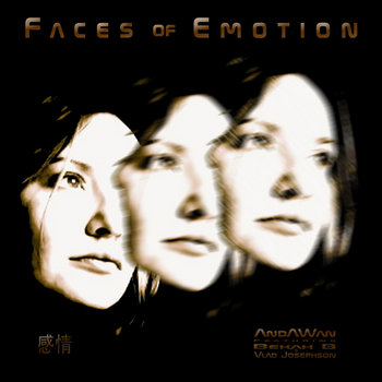 Faces of Emotion cover art