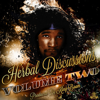 Herbal Discussion Vol. 2 (EP) cover art