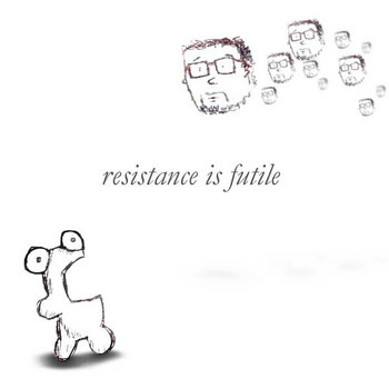 resistance is futile cover art