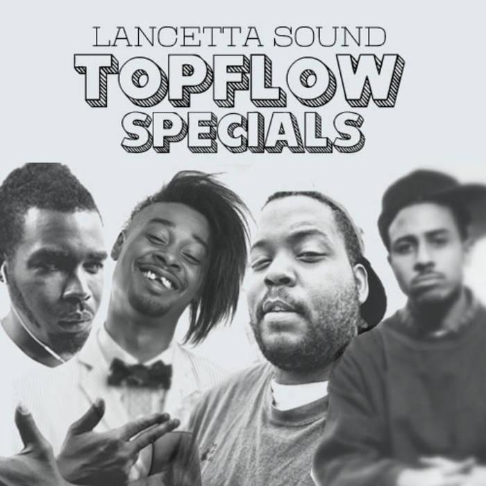 TOPFLOW SPECIALS cover art