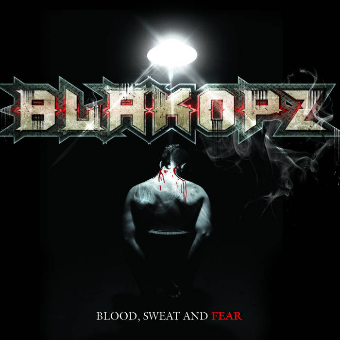 Blood, Sweat And Fear cover art