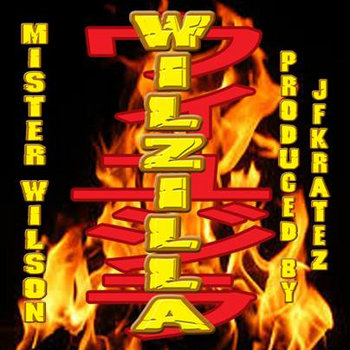 WilZilla cover art