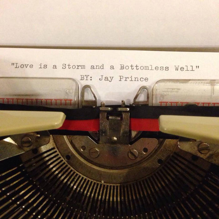 Love is a Storm and a Bottomless Well cover art