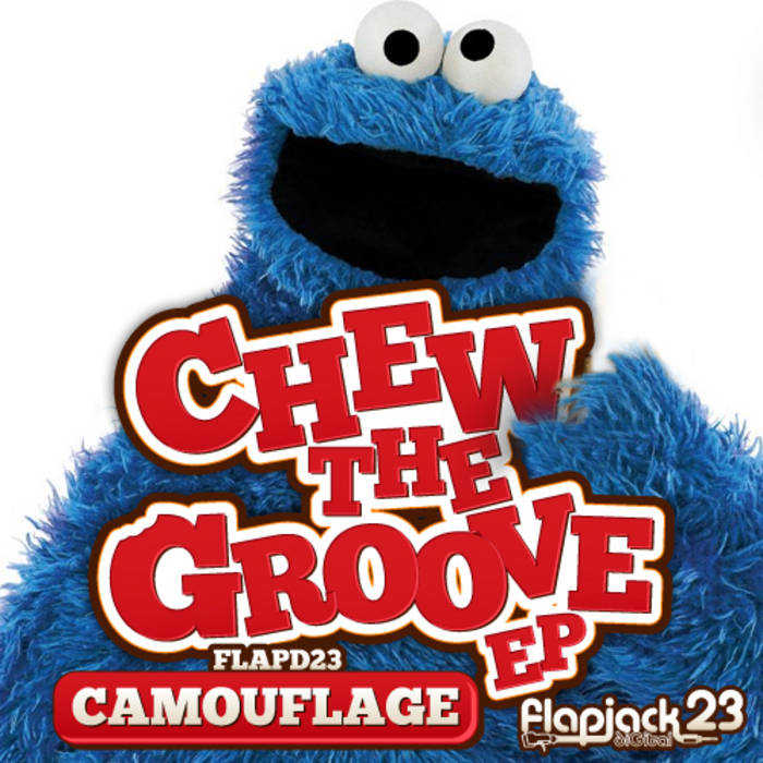 """Chew The Groove EP"" cover art"