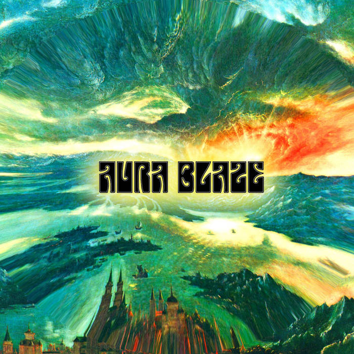 Aura Blaze cover art