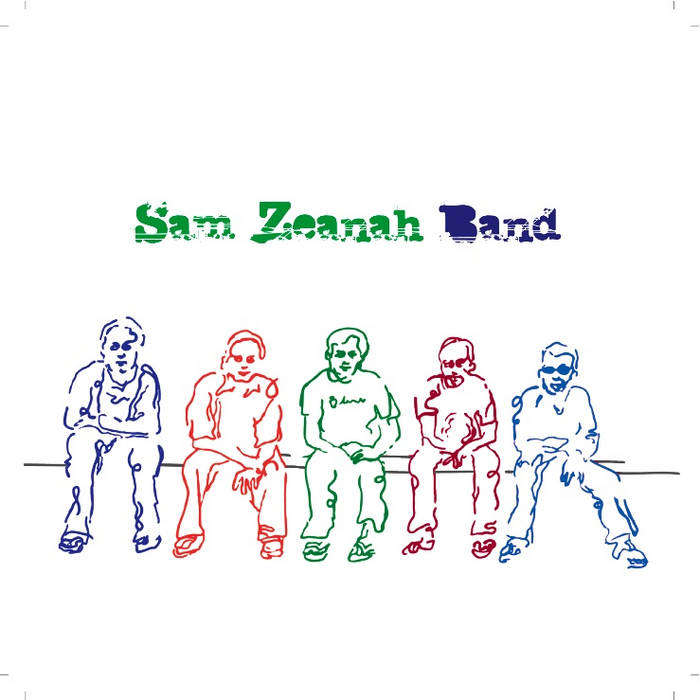 Sam Zeanah Band cover art