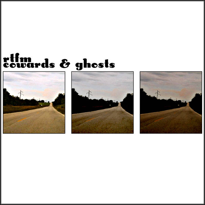 Cowards & Ghosts cover art