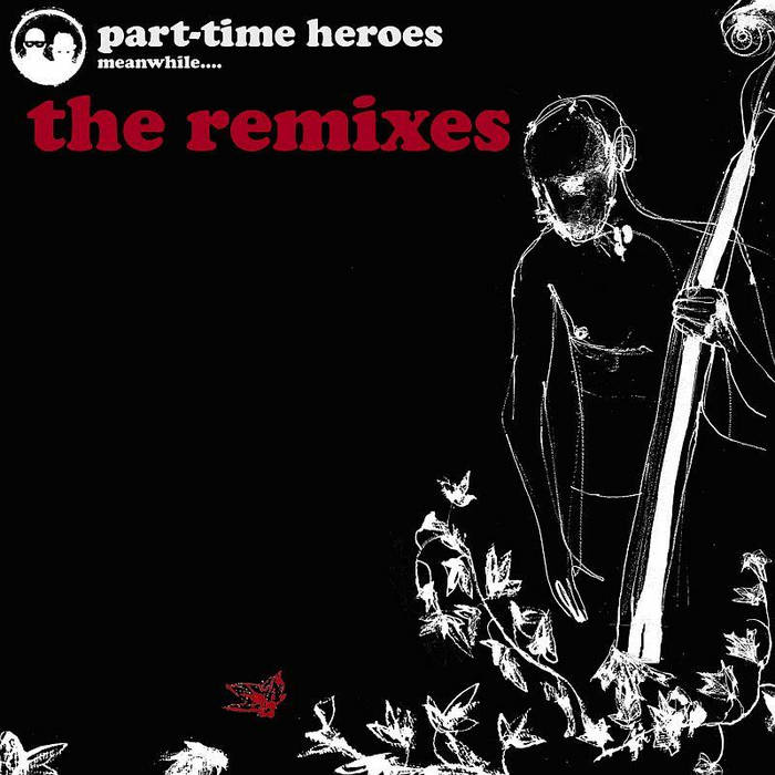 Meanwhile... The Remixes cover art