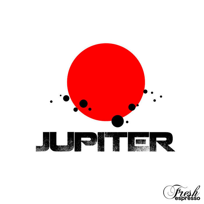 Jupiter EP cover art