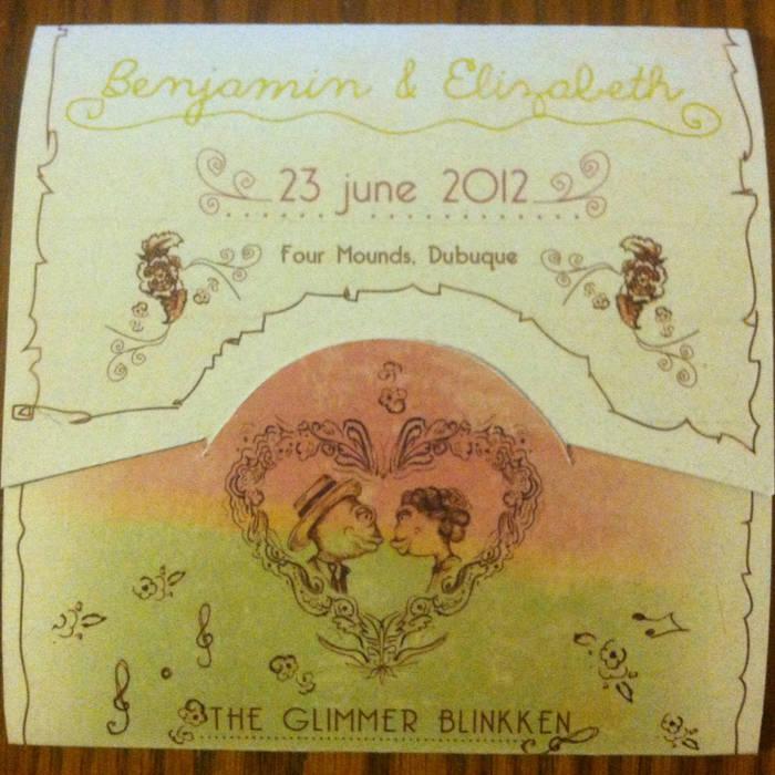 Bernard Ruix Wedding Album cover art