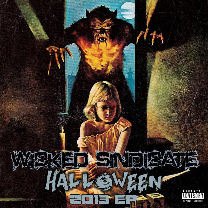 Halloween 2013 EP cover art