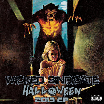 Halloween 2013 EP cover art