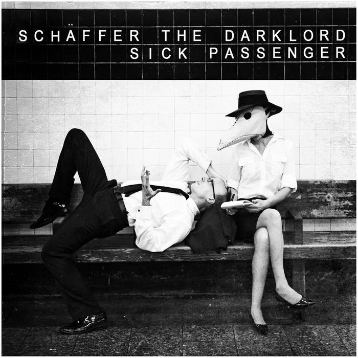 Sick Passenger cover art