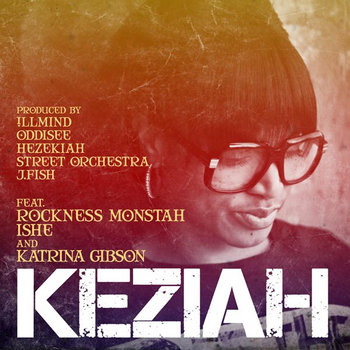 keziah e.p cover art