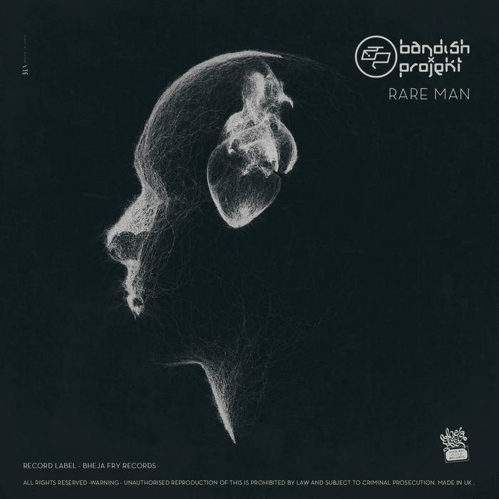 RARE MAN cover art