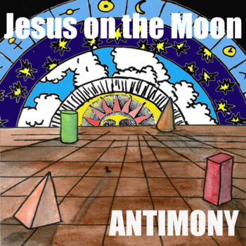Antimony cover art