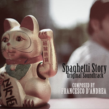 Spaghetti Story (Original Soundtrack) cover art