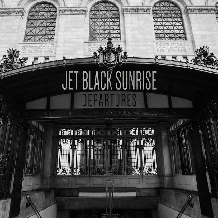 Departures cover art