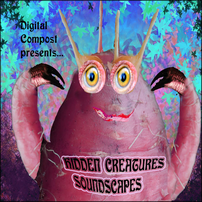 Hidden Creatures  Soundscapes cover art
