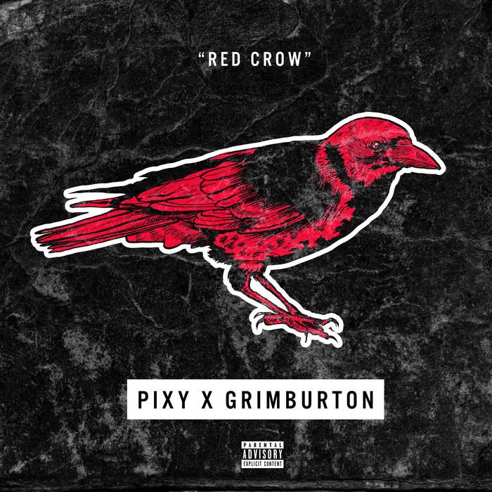 RED CROW Ft. Pixy cover art