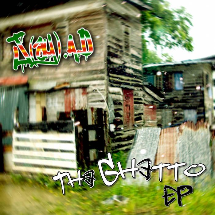 The Ghetto EP cover art