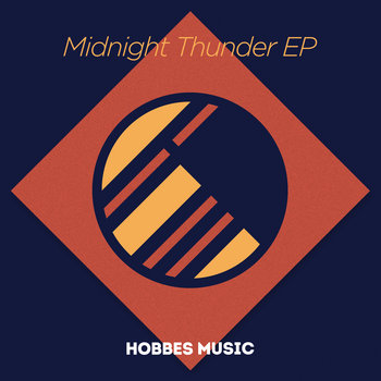 Various Artists, Midnight Thunder EP (HM001) cover art
