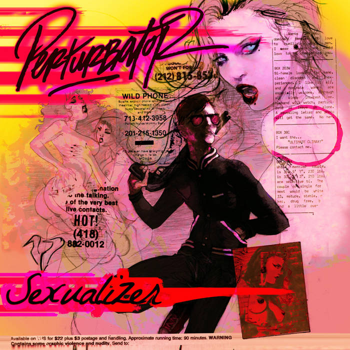 Sexualizer - EP cover art