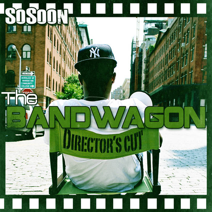 The Bandwagon: Director's Cut cover art