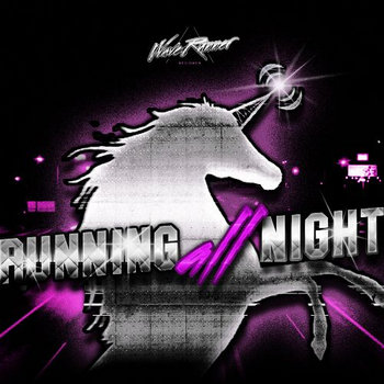 RUNNING ALL NIGHT cover art