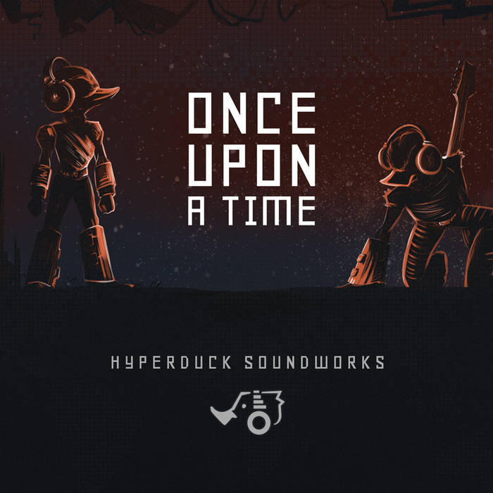 Once Upon A Time cover art
