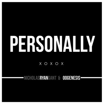 Personally (Produced by 00Genesis) cover art