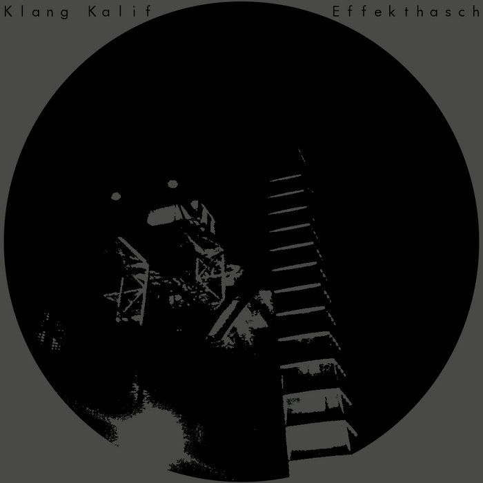 Klang-Kalif/Effekthasch Split-LP cover art