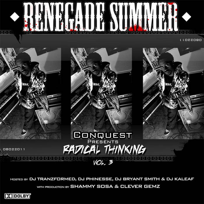 RENEGADE SUMMER: TRANZFORMED Edition cover art