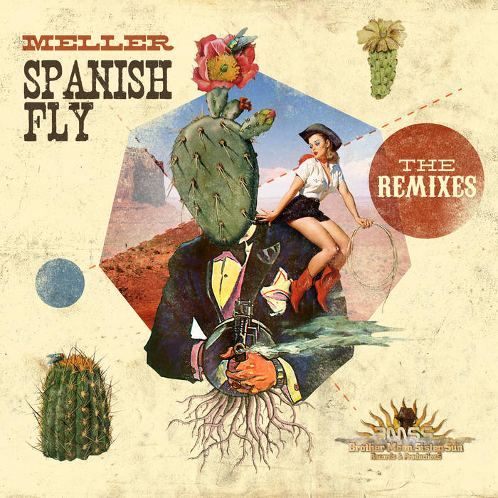 Spanish Fly (The Remixes) cover art