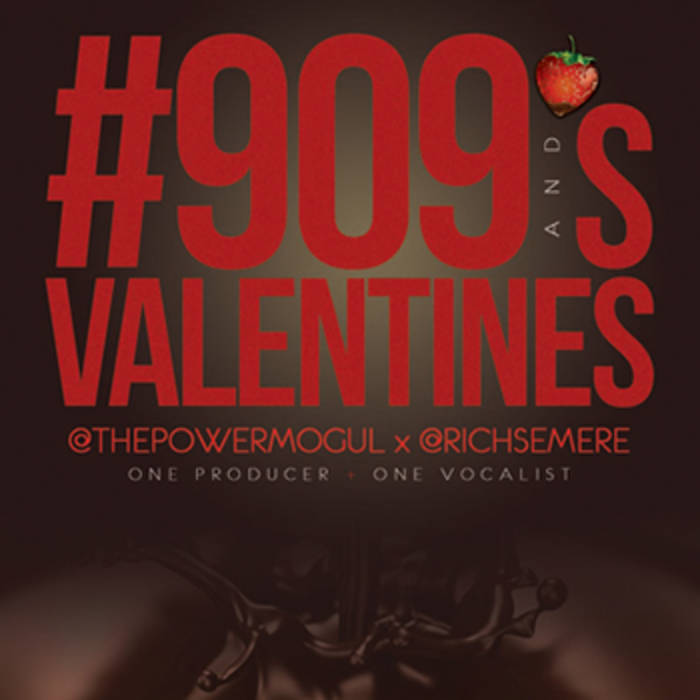 909's and Valentine's cover art