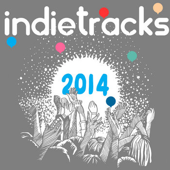Indietracks Compilation 2014 cover art