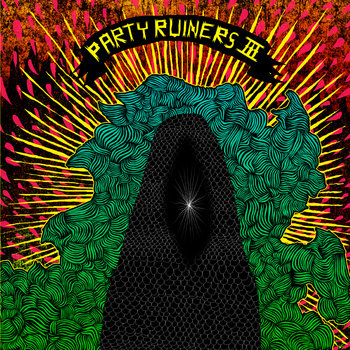 Party Ruiners vol.3 (vinyl LP) cover art
