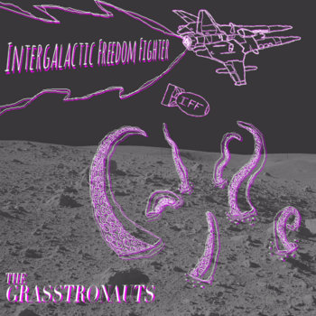 Intergalactic Freedom Fighter cover art