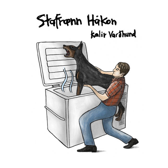 Kælir Varðhund cover art