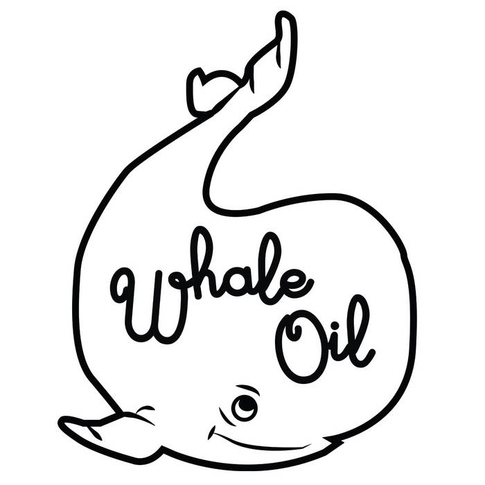 Whale Oil cover art