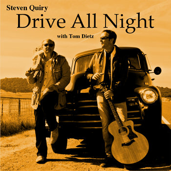 Drive All Night cover art
