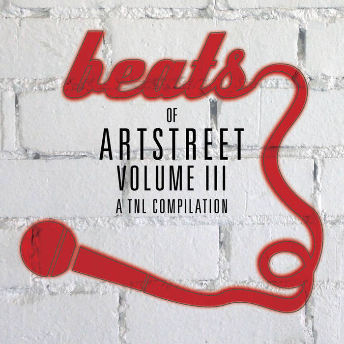 Beats Of ArtStreet Volume III cover art