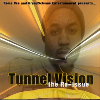 Tunnel Vision:The Re-issue(FreEP) cover art